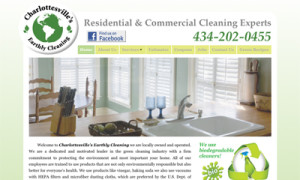 Cville Earthly Cleaning