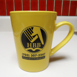 Sausalito Mugs for HBB