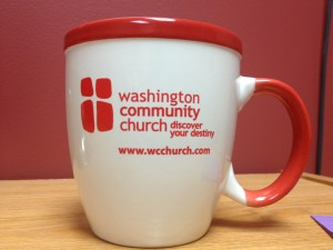 Mugs for WCC